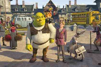 Shrek de Derde - Foto 2