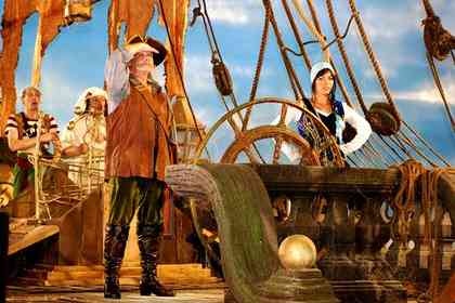Piet Piraat en Het Vliegende Schip - Foto 2