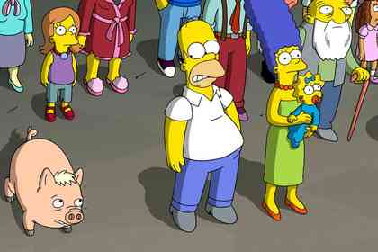 The Simpsons Movie - Foto 6