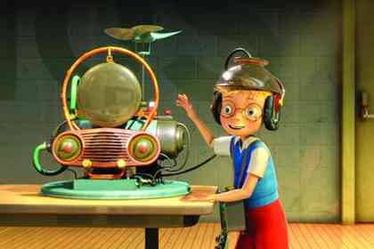 Meet the Robinsons - Foto 11