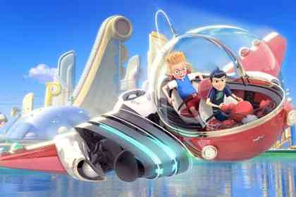 Meet the Robinsons - Foto 5