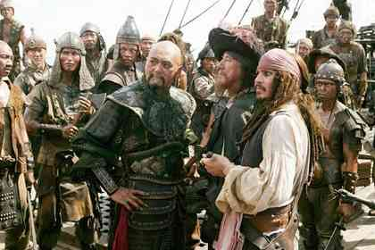 Pirates of the Caribbean: At World's end - Foto 2