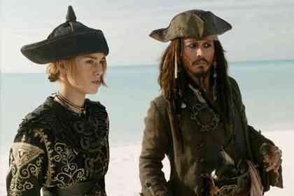 Pirates of the Caribbean: At World's end - Foto 5