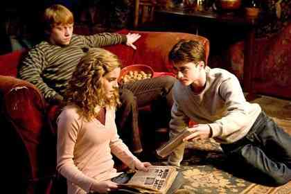 Harry Potter and the Half Blood Prince - Foto 1
