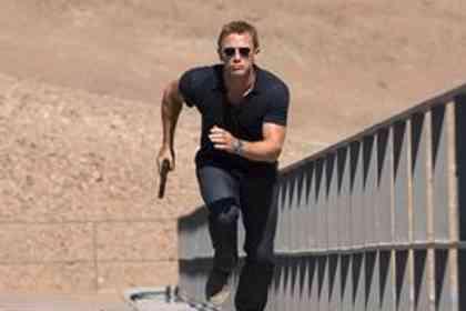Quantum of Solace : James Bond 22 - Foto 5