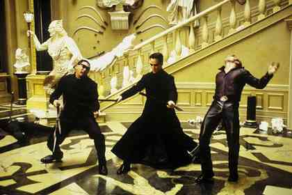 The Matrix Reloaded - Foto 5