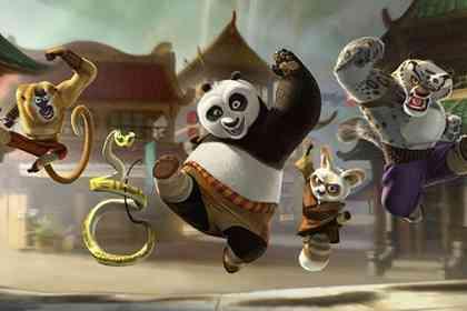 Kung Fu Panda - Foto 1