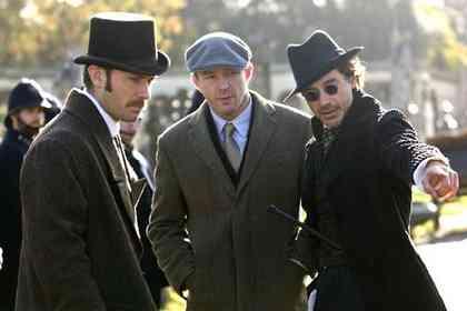 Sherlock Holmes - Foto 4