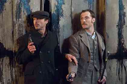 Sherlock Holmes - Foto 5