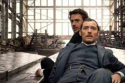 Sherlock Holmes - Foto 8