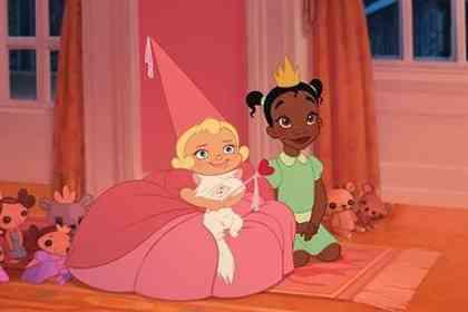 De prinses en de kikker - Foto 10