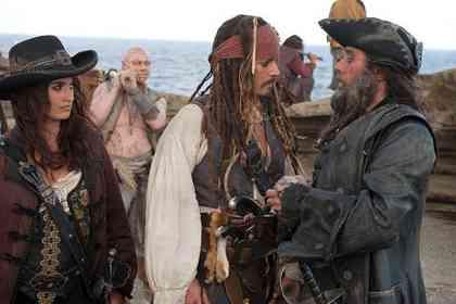 Pirates of the Caribbean: On Stranger Tides - Foto 5