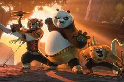 Kung Fu Panda 2 : The Kaboom of Doom - Foto 1