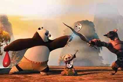 Kung Fu Panda 2 : The Kaboom of Doom - Foto 2