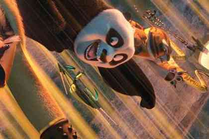Kung Fu Panda 2 : The Kaboom of Doom - Foto 3