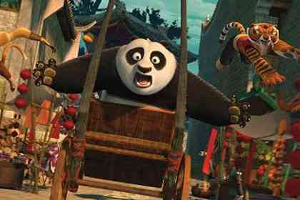 Kung Fu Panda 2 : The Kaboom of Doom - Foto 5
