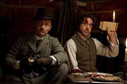 Sherlock Holmes 2: A Game of Shadows - Foto 2