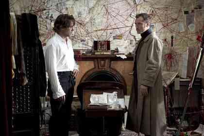 Sherlock Holmes 2: A Game of Shadows - Foto 4