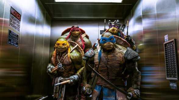 Teenage Mutant Ninja Turtles: soupe de tortue - Chronique