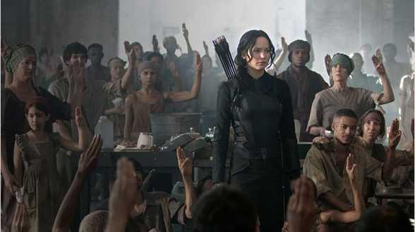 The Hunger Games : Mockingjay - Part 1 , Eden, Miss Julie... Votre Cinereview ! - Actu