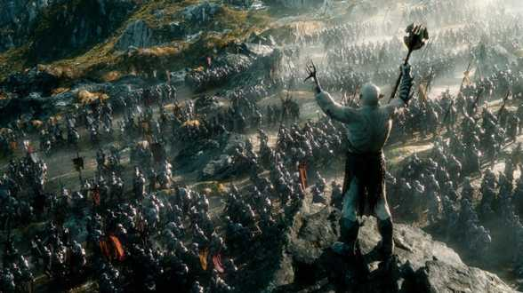 Le Hobbit 3: la Bataille des Cinq Armées. Technologie mon amour! - Chronique