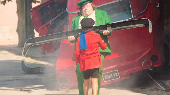 Benoît Brisefer: Les taxis rouges... Parents non admis. - Chronique