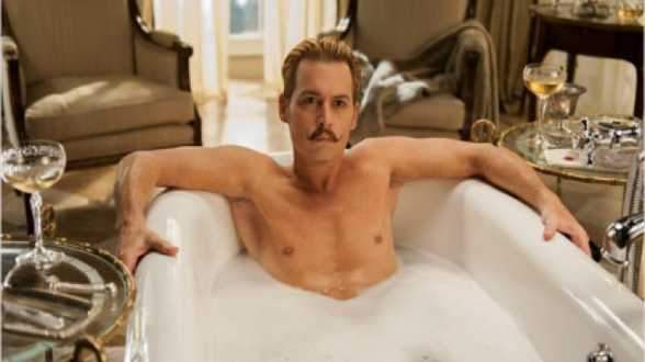 Charlie Mortdecai, Theory of Everything, Into the Woods... Votre Cinereview ! - Actu