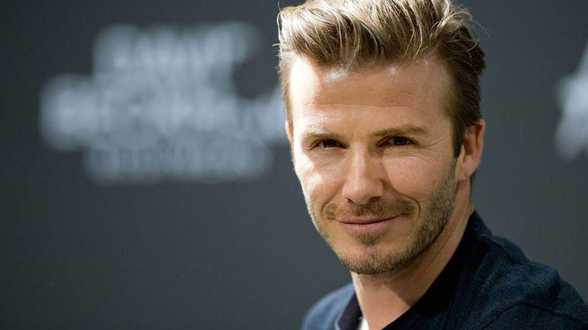 David Beckham prochainement au cinéma - Actu
