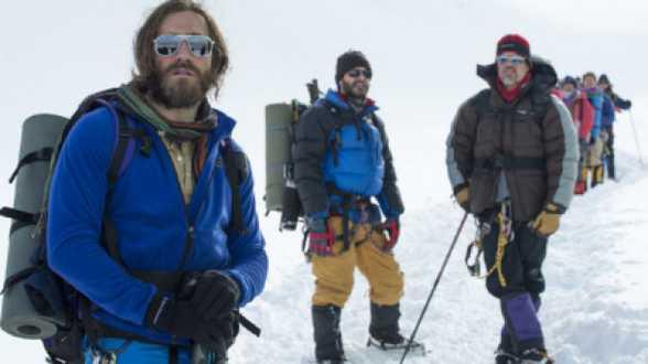 Les coulisses du film Everest - Actu