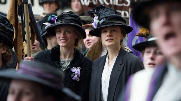 Les Suffragettes: une femme, un vote - Chronique