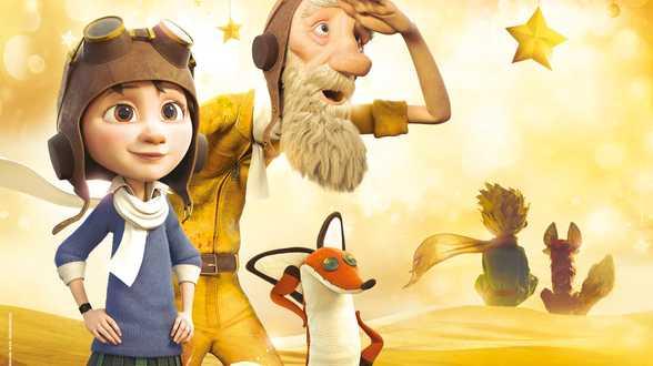 Le Petit Prince, plus gros succès à l'étranger pour un film d'animation français - Actu