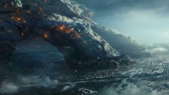 Première bande-annonce apocalyptique pour Independence Day Resurgence - Actu
