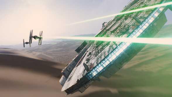 Star Wars épisode 7, Krampus, El Club, L'humour à mort... votre Cinereview. - Actu
