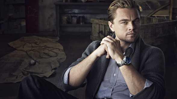 Leonardo DiCaprio pas nerveux après sa nomination à l'Oscar du meilleur acteur - Actu