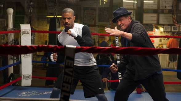 Creed - L'héritage de Rocky Balboa: Gestion de Creed - Chronique