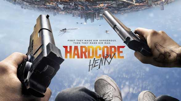 Hardcore Henry, le film qui fait les yeux doux à la génération Xbox - Actu