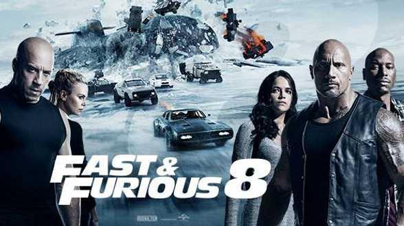 Fast & Furious 8 en route pour battre tous les records - Actu