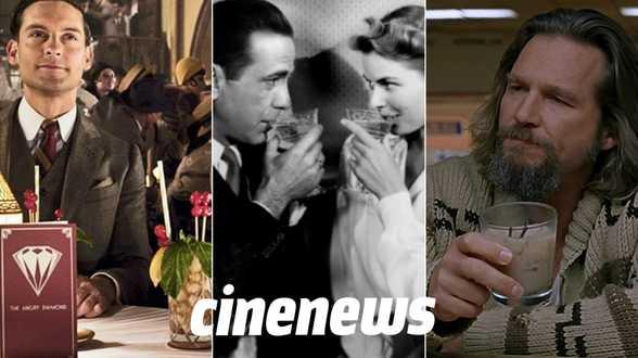 5 Films qui vous rafraîchissent avec un cocktail - Actu