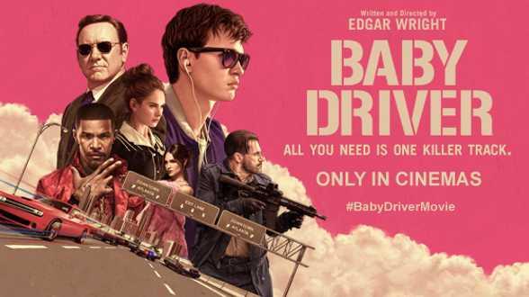 Spoiler Alert : Regardez les 6 premières minutes de Baby Driver ! - Actu
