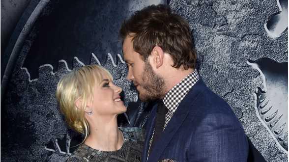 Les acteurs Chris Pratt et Anna Faris annoncent leur séparation - Actu