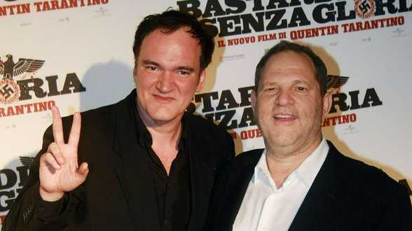 Affaire Weinstein: Quentin Tarantino sort du silence et reconnaît qu'il savait - Actu