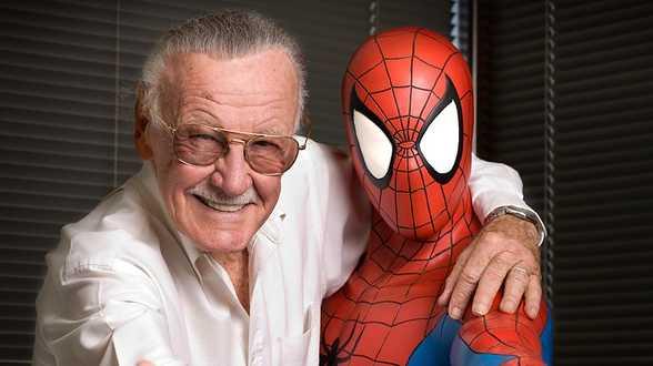 Spider-Man a failli être tué dans l'oeuf, raconte son créateur Stan Lee - Actu