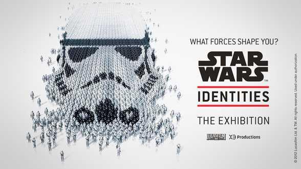 L'exposition 'Star Wars Identités' sera présentée à Bruxelles en 2018 - Actu