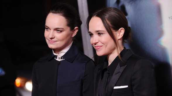 L'actrice Ellen Page révèle son mariage avec Emma Portner - Actu