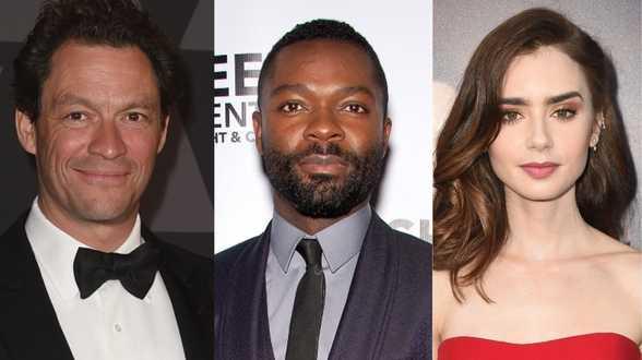 Dominic West, Lily Collins et David Oyelowo au casting de la prochaine mini-série adaptée des Misérables - Actu
