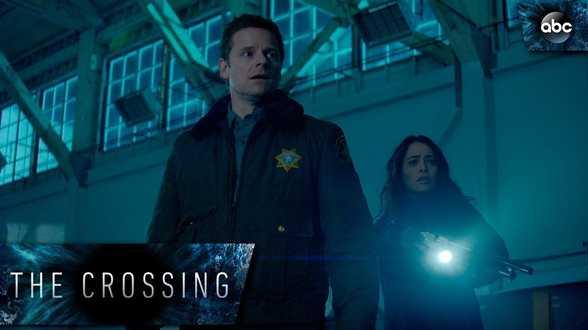 Dans la série The Crossing, la crise des réfugiés devient futuriste - Actu