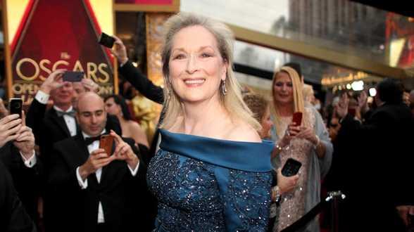 Vingt et unième nomination aux Oscars pour Meryl Streep - Actu