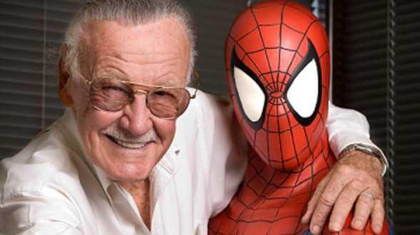 L'auteur de comics Stan Lee est sorti de l'hôpital - Actu