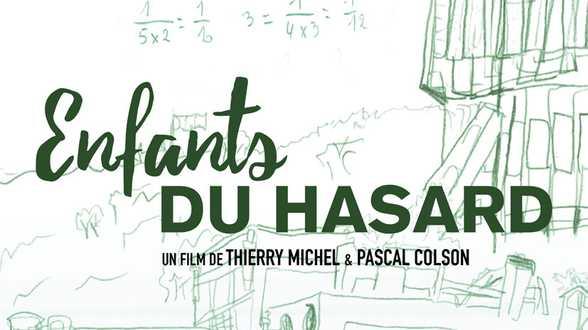 Les Enfants du Hasard en lice face à Blue et Cécile de France au Festival du film de Valenciennes - Actu