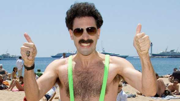 Sacha Baron Cohen, le créateur de Borat refait les 400 coups aux Etats-Unis - Actu